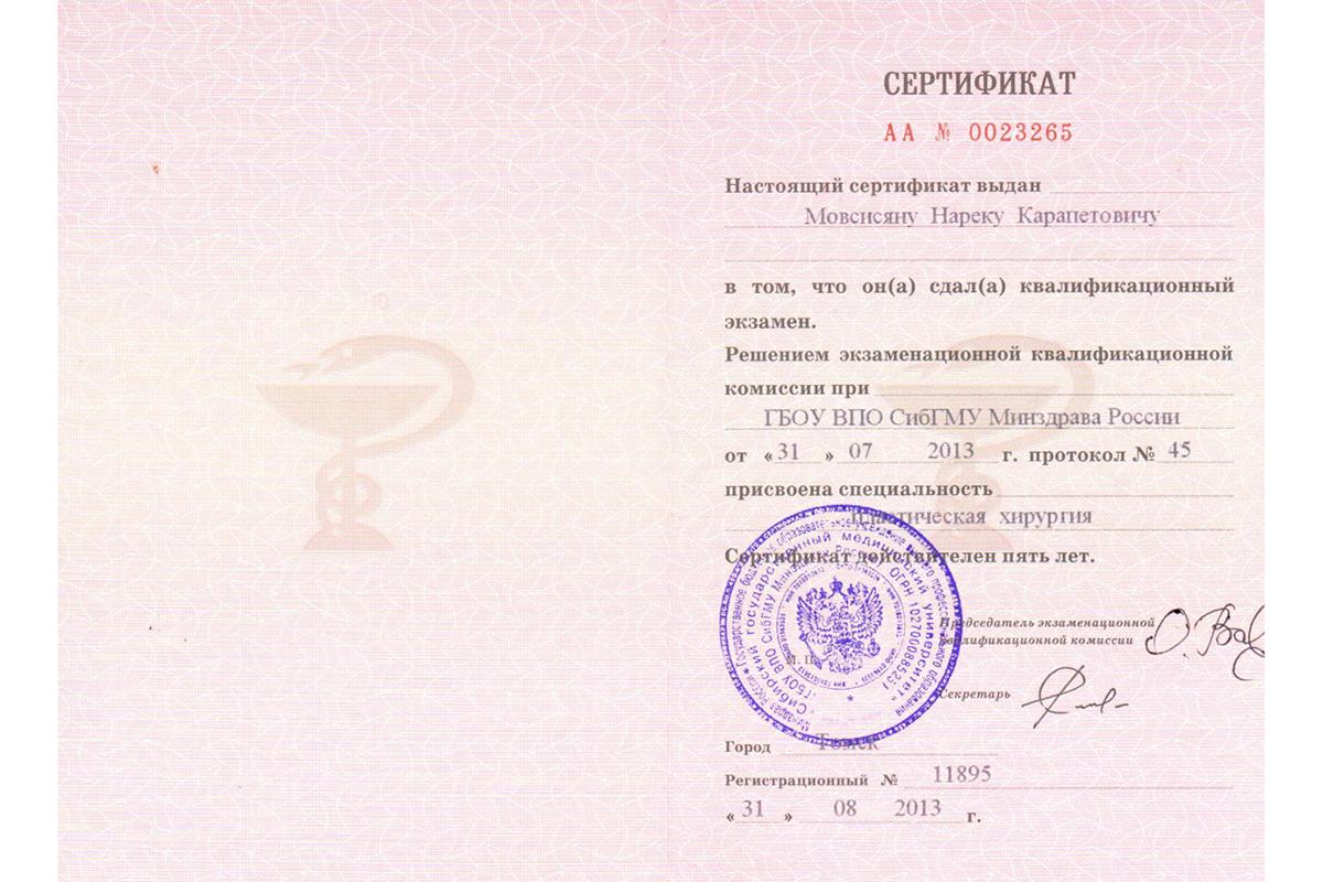 Movsisyan diplom 3
